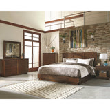 AVERY AGED BOURBON 4 PCS QUEEN BEDROOM SET 200981