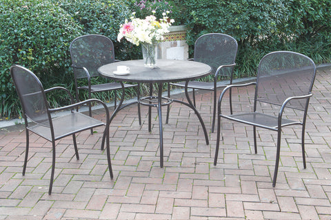 POUNDEX 183 5PC OUTDOOR DINING SET