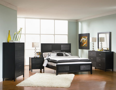 Grove 4 Pc Queen Bedroom Set