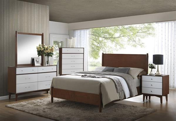 Oakwood 4 PC Queen Bedroom Set