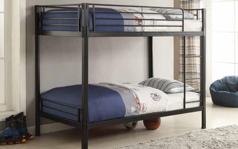 400067 Botlzero Twin/Twin Bunk Bed