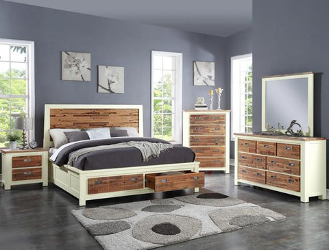 Buckley 4 PC Queen Bedroom Set