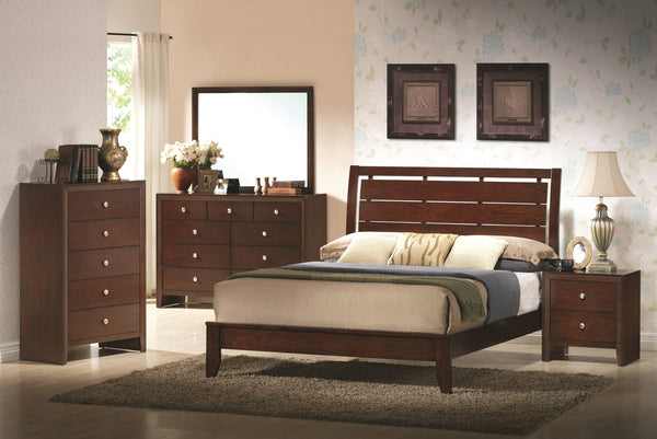 Nina 4 PC Queen Bedroom Set