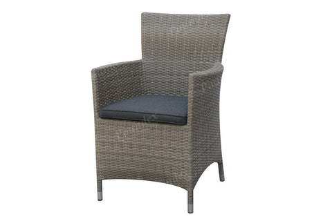 POUNDEX P50132 OUTDOOR ARM CHAIR