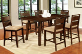 CM3915PT Dwayne II 7pc Counter Height Dining Set