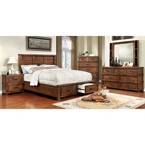 Baddock Storage Bed