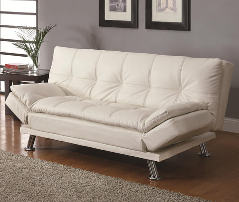 Contemporary Styled Futon Sleeper