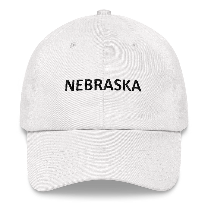 Nebraska hat - sincere