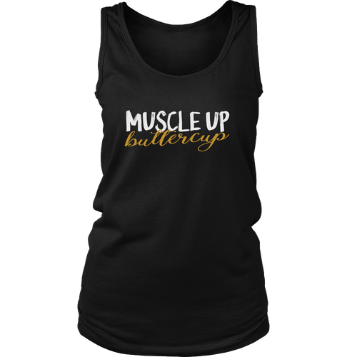 Muscle Up Buttercup