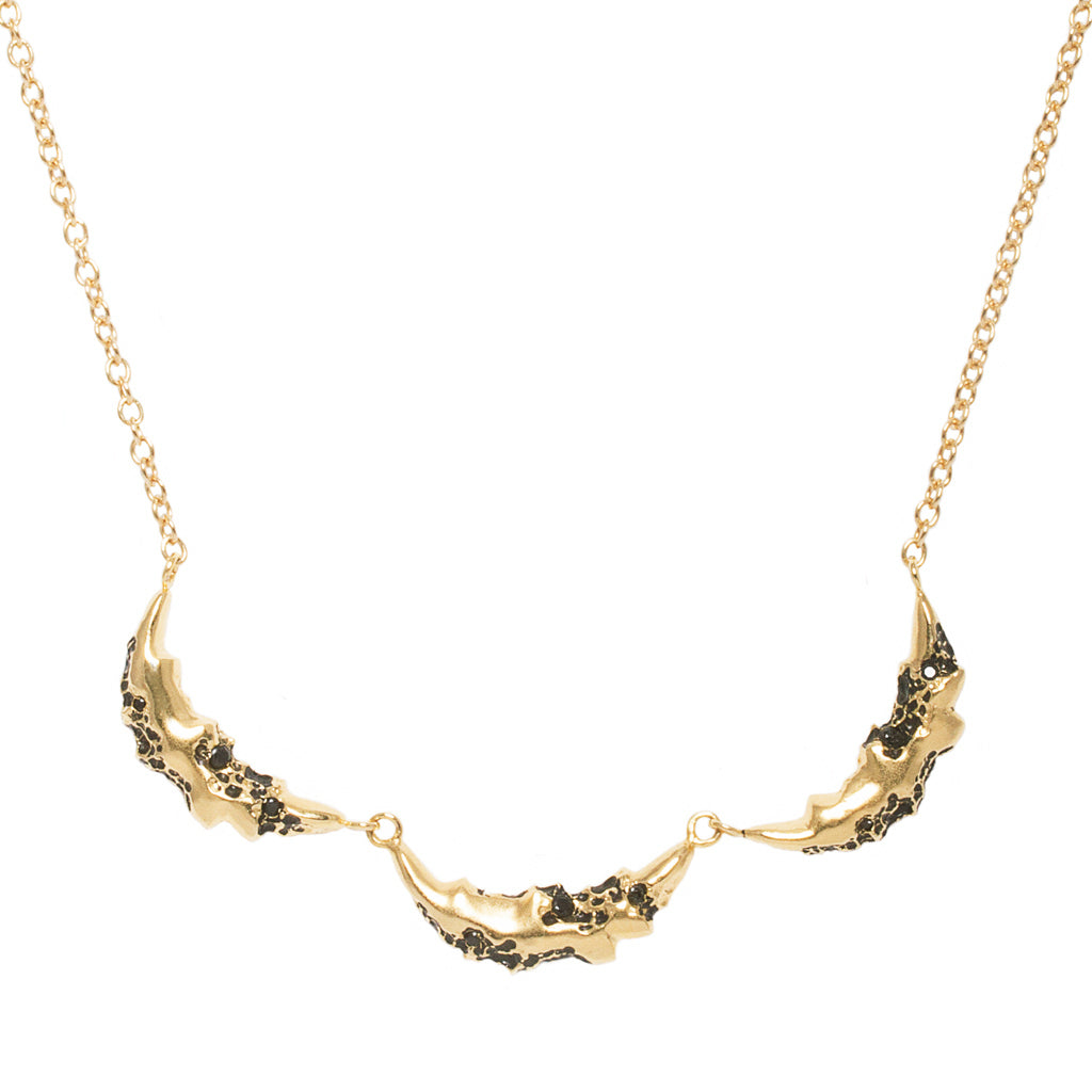 Collected Crevices (gold)