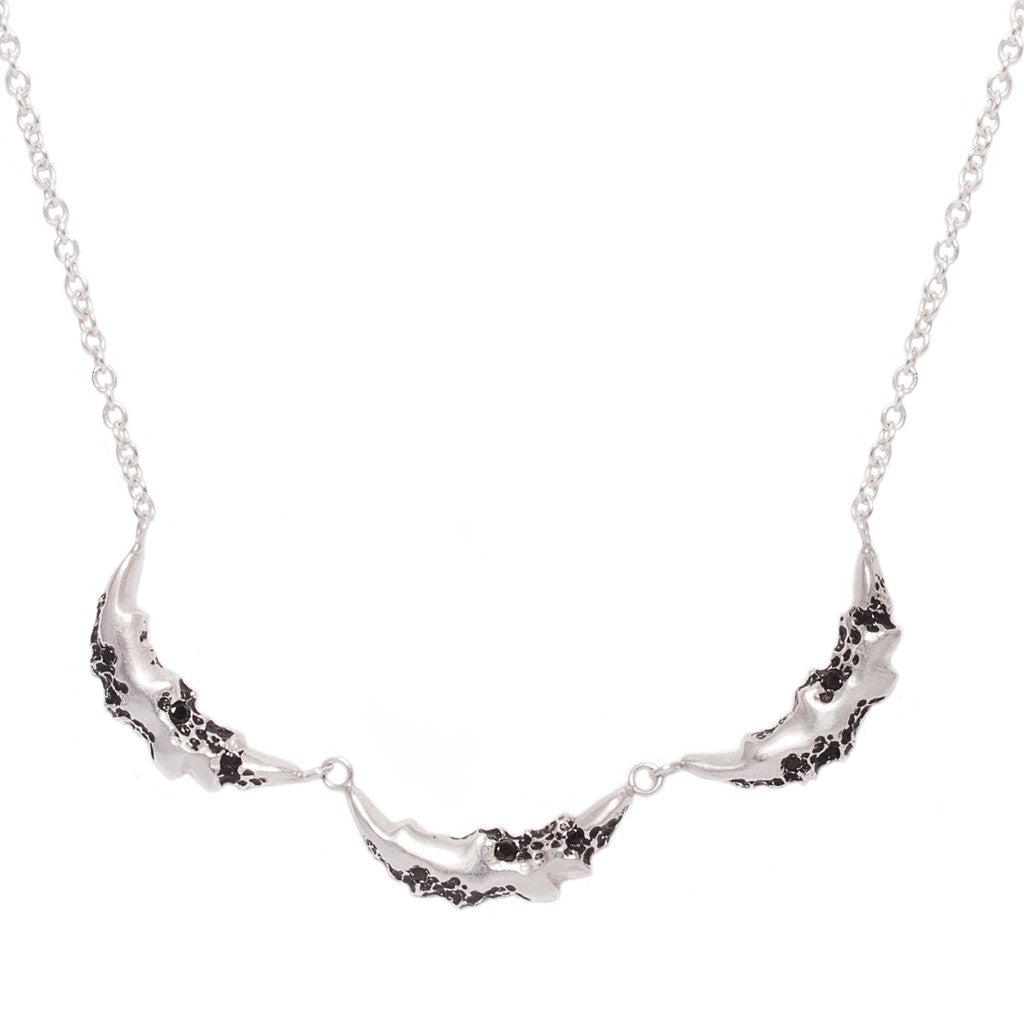 Collected Crevices (silver)