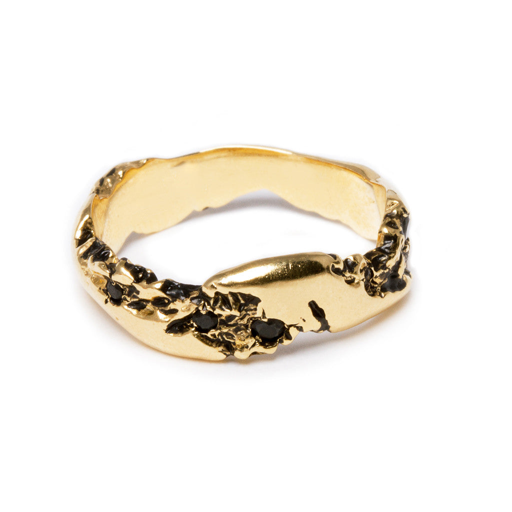 Fragments Ring (gold)