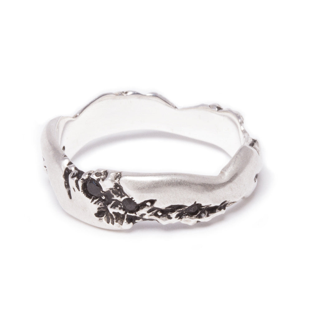 Fragments Ring (silver)