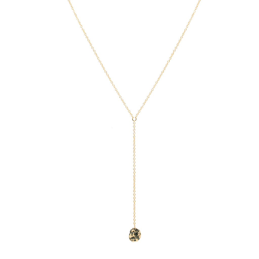 Pieces Lariat (gold)