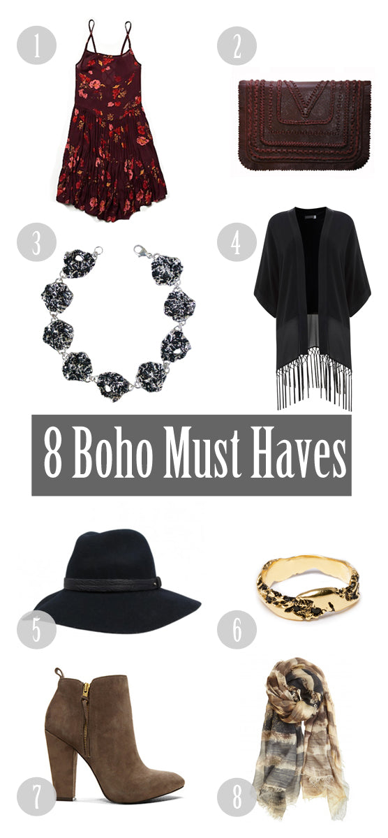 Pinterest musthaves boho