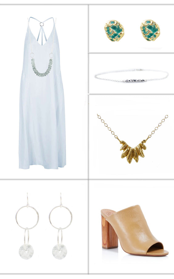 How To Wear Slip Dresses with Lacee Alexandra, click for details!