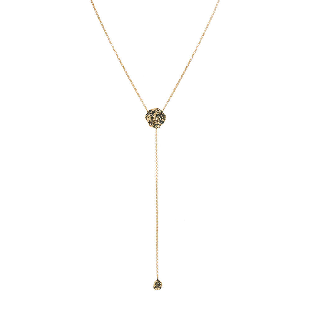 Treasure Lariat (gold)