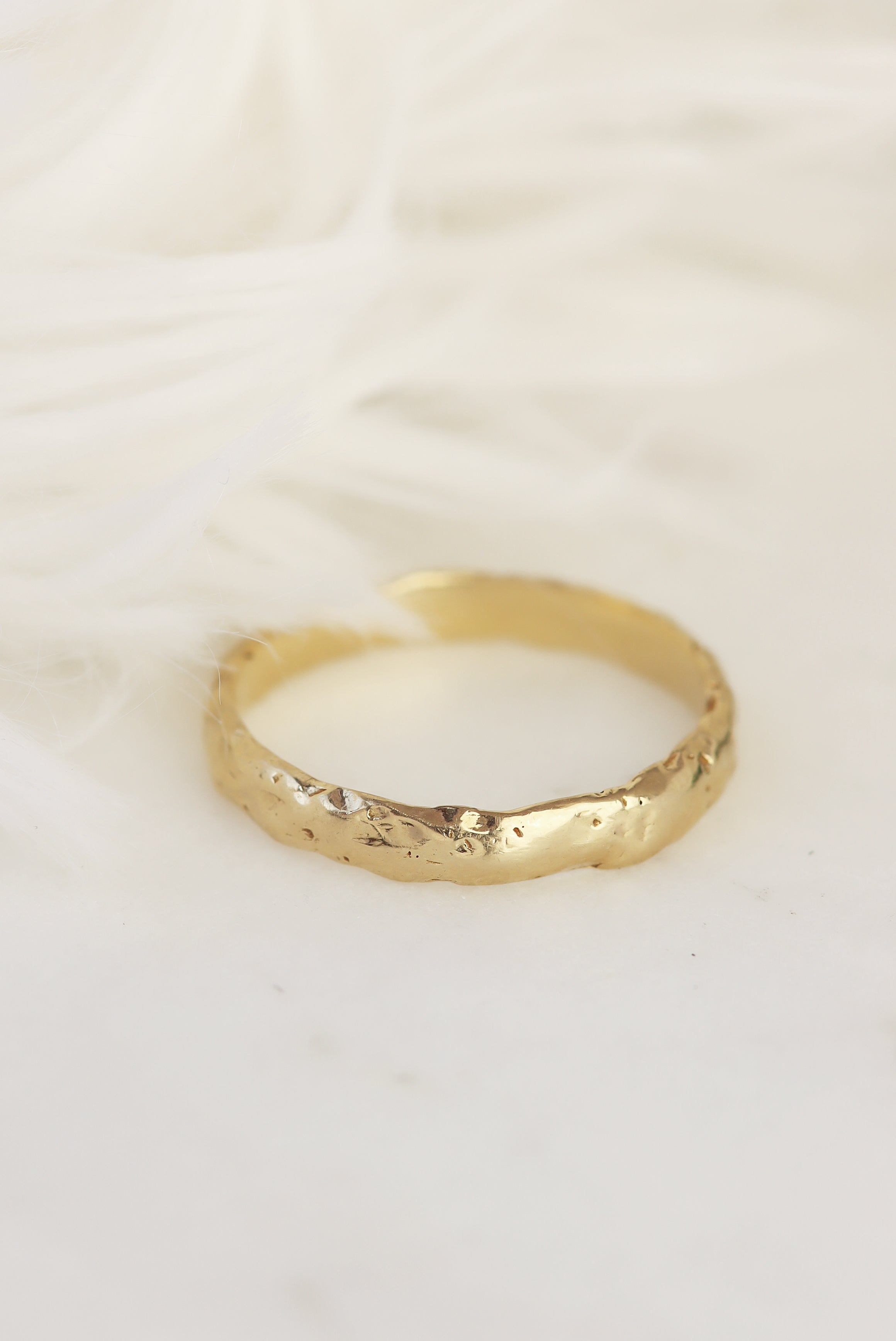 hand-textured-rustic-wide-wedding-band