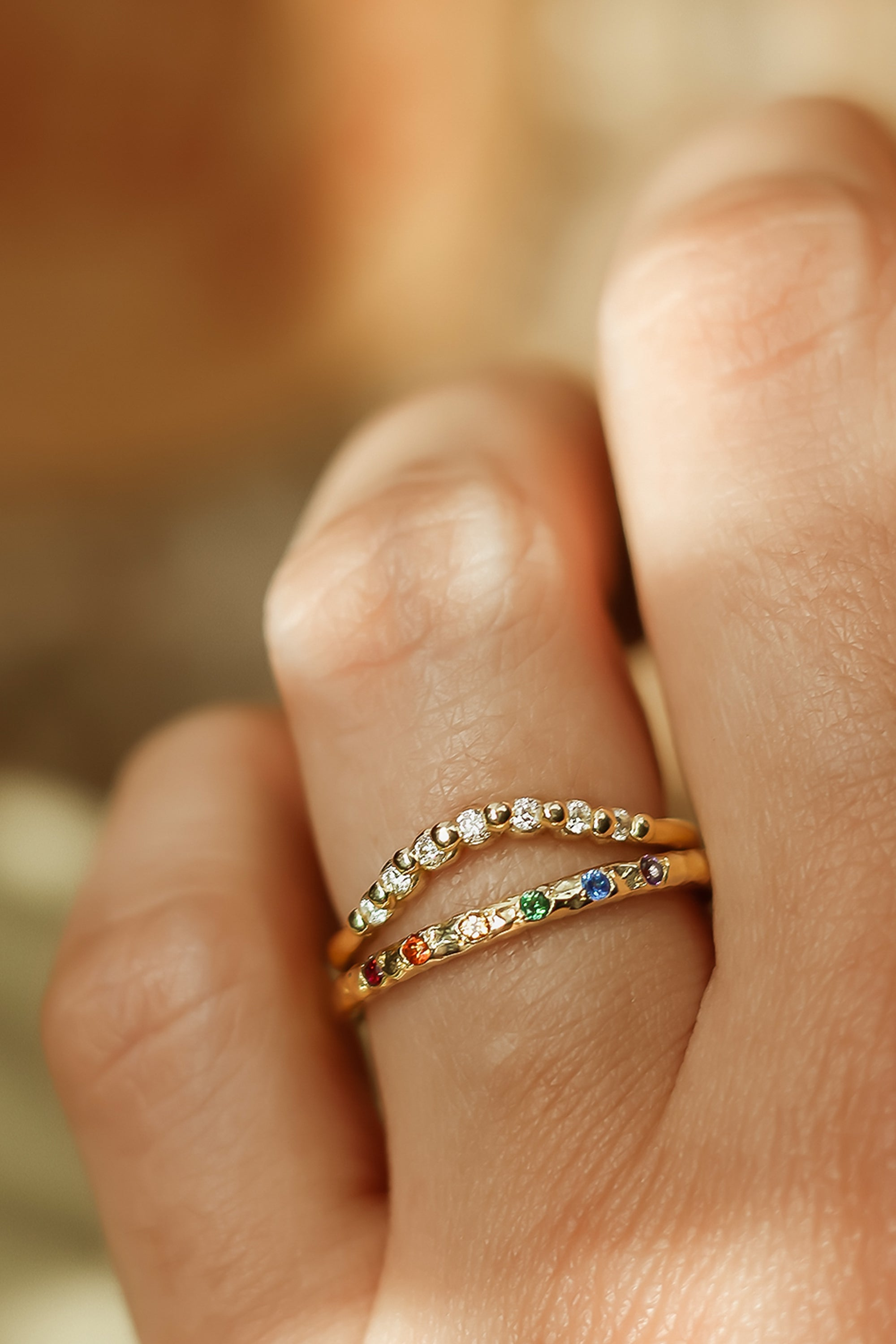 rainbow-ring-colorful-ring-stack
