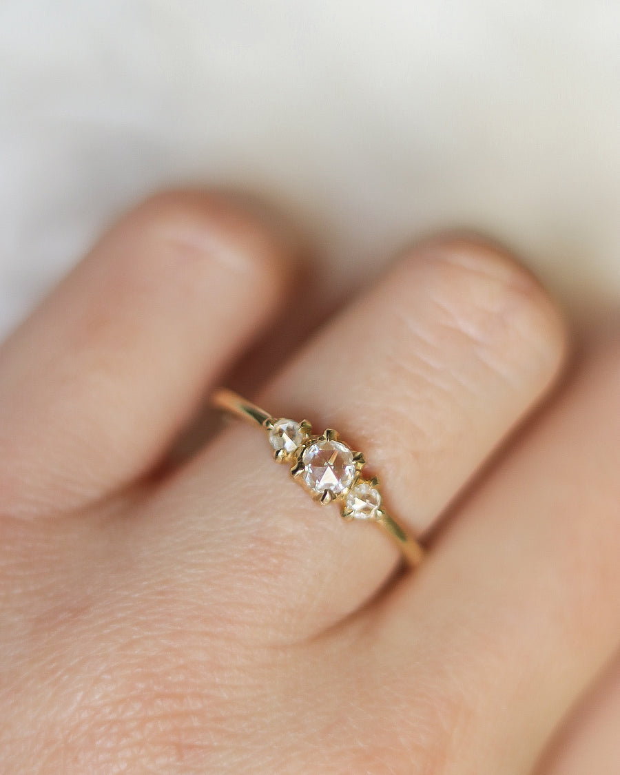 rose-cut-engagement-ring