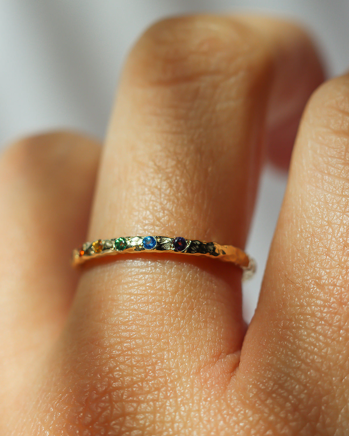 solid-gold-rainbow-band