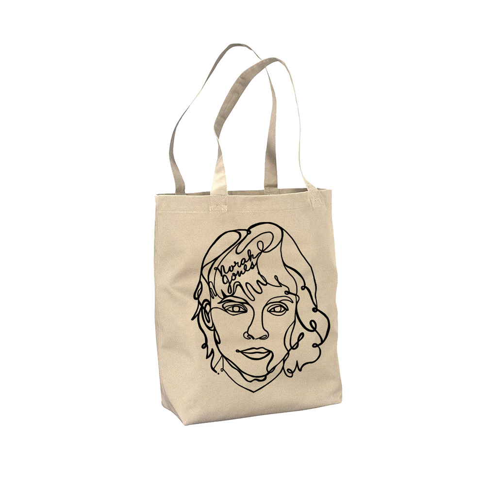 One Liner Tote Bag - Norah Jones
