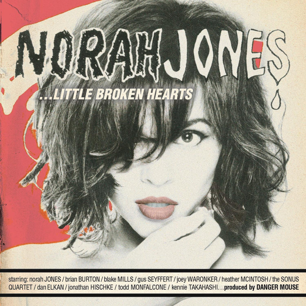 Little Broken Hearts Vinyl - Norah Jones