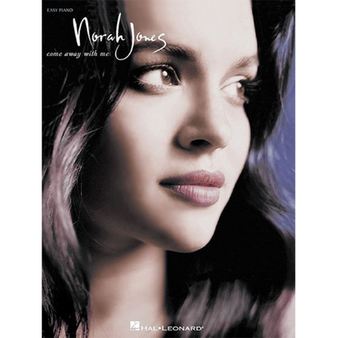 Come Away With Me Easy Piano Songbook - Norah Jones