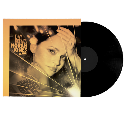 Day Breaks - Black Vinyl - Norah Jones Store - 1