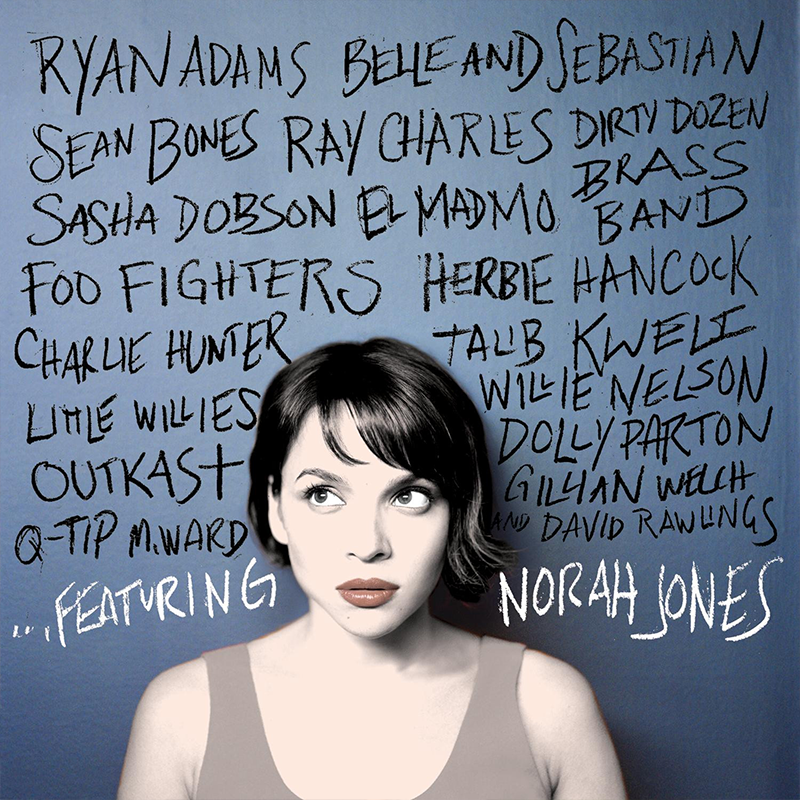 ...Featuring Vinyl - Norah Jones