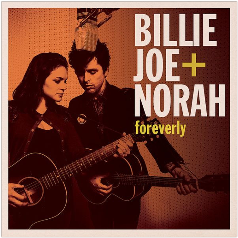 Billie Joe and Norah Jones: Foreverly CD - Norah Jones Store