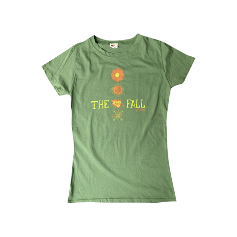 The Fall Women's Tee - Norah Jones