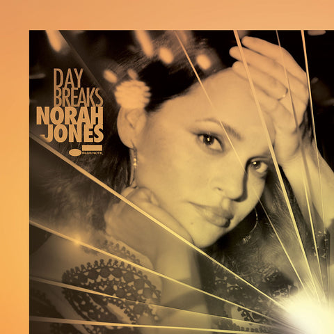 Day Breaks Limited Edition Orange Vinyl - Norah Jones Store - 2