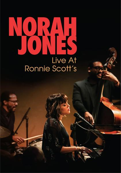 Live at Ronnie Scott's Blu-Ray - Norah Jones