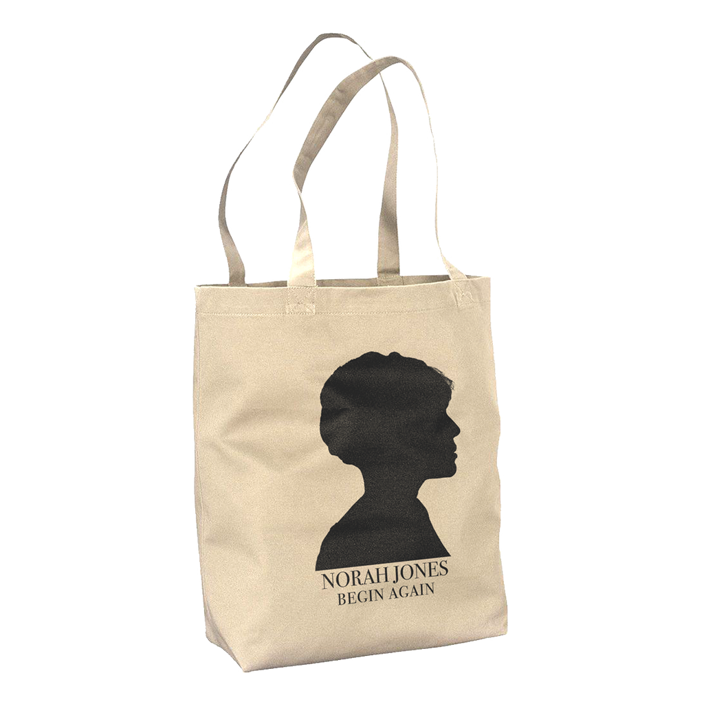 Begin Again Tote - Norah Jones