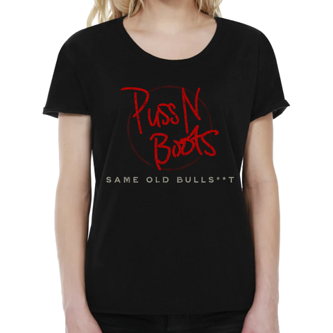 Puss N Boots Women's Tee - Norah Jones