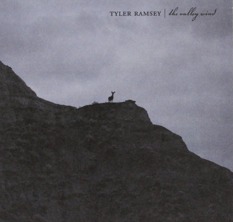 Tyler Ramsey - The Valley Wind CD - Band of Horses
