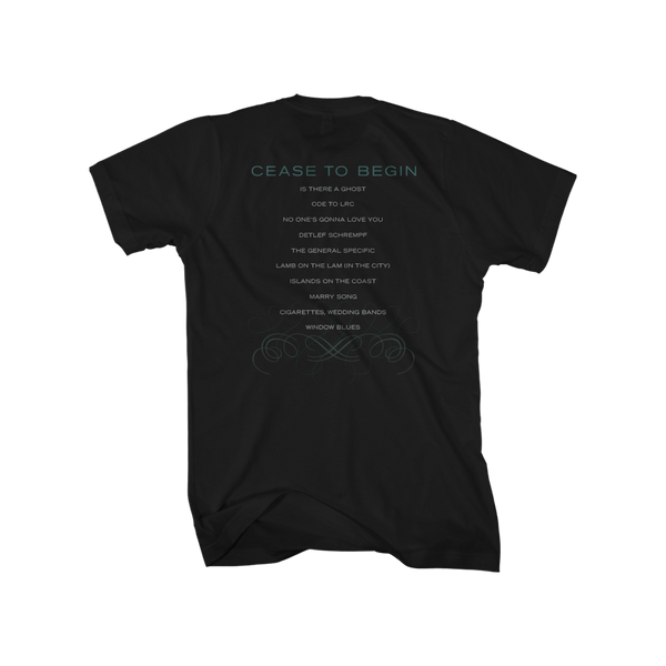 Cease To Begin Tee