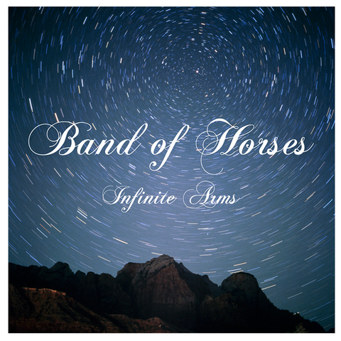 Infinite Arms CD - Band of Horses Store
