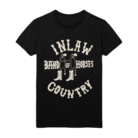 In Law Country Tee - Band of Horses Store