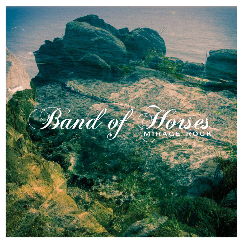 Mirage Rock CD - Band of Horses Store