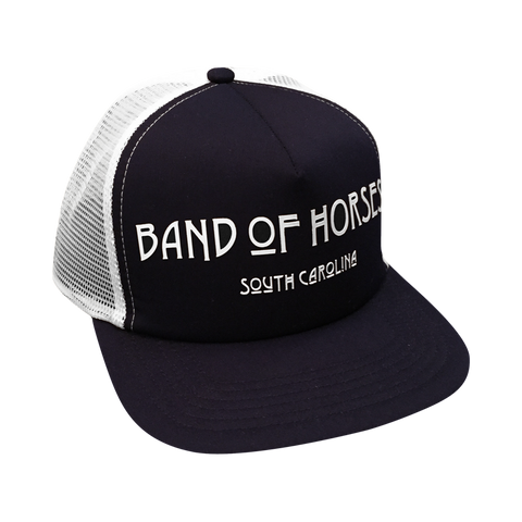 South Carolina Snapback Trucker Hat - Band of Horses - 1
