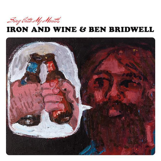 Iron & Wine and Ben Bridwell - Sing Into My Mouth CD - Band of Horses Store