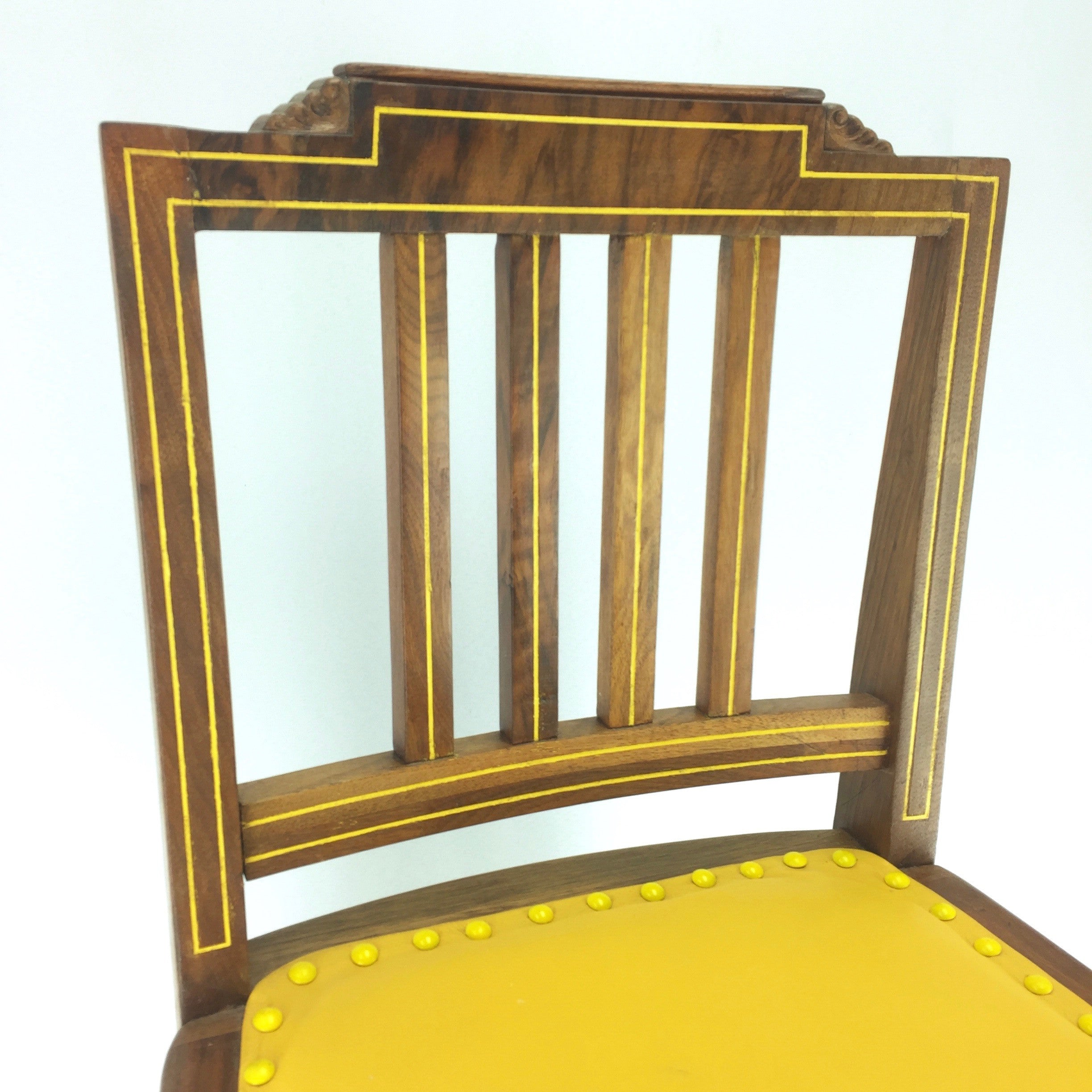 Bespoke Contemporary Wooden Chair