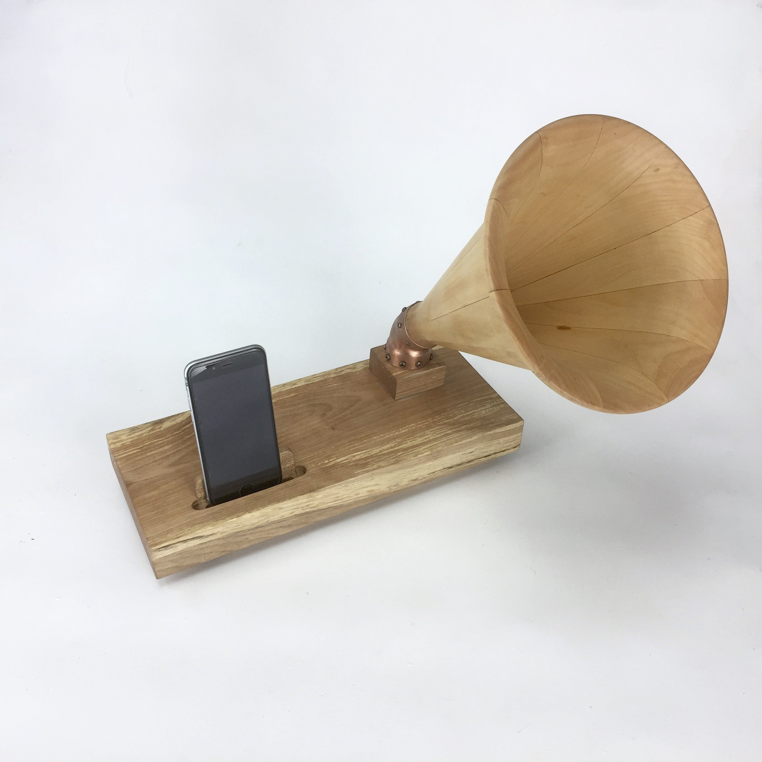 Acoustic Cellphone Amplifier