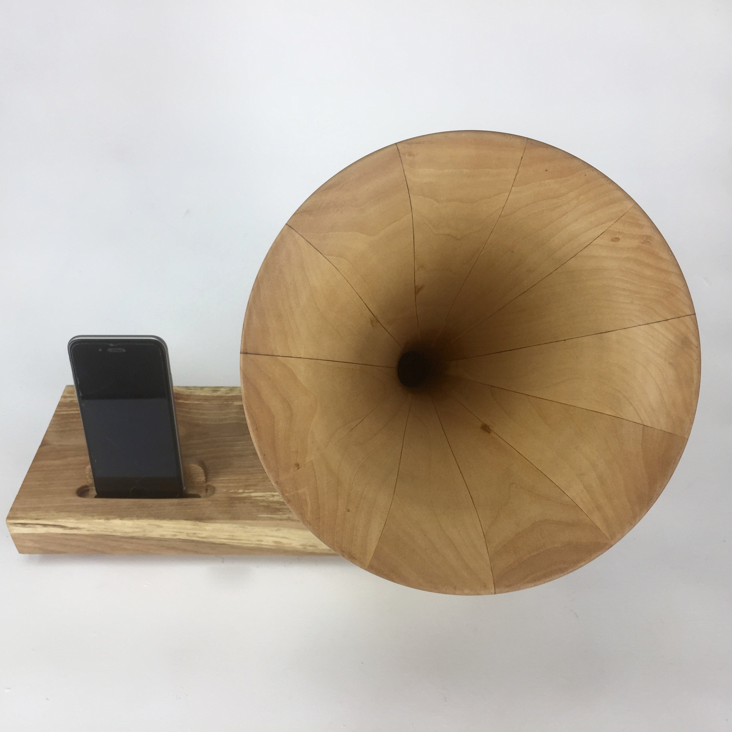 Phonograph Cellphone Amplifier