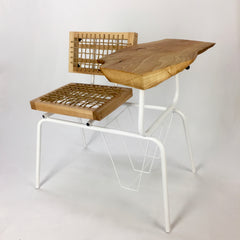 bespoke phone chair and table