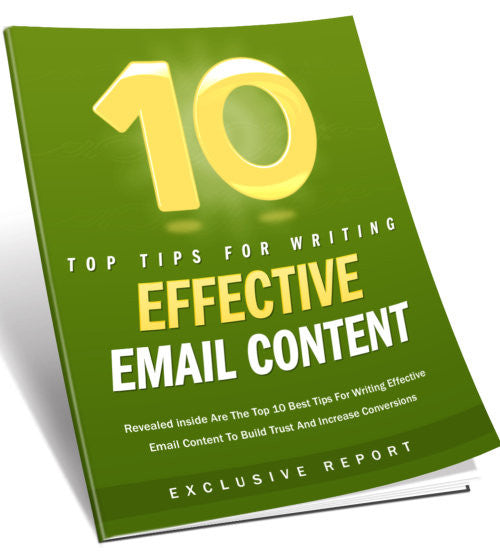 10 Tips for Effective Emails