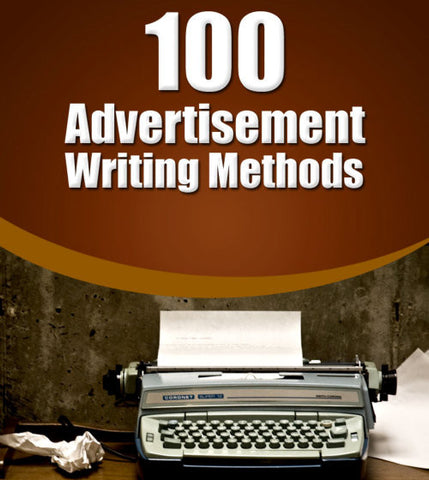 100 Ad Writing Methods