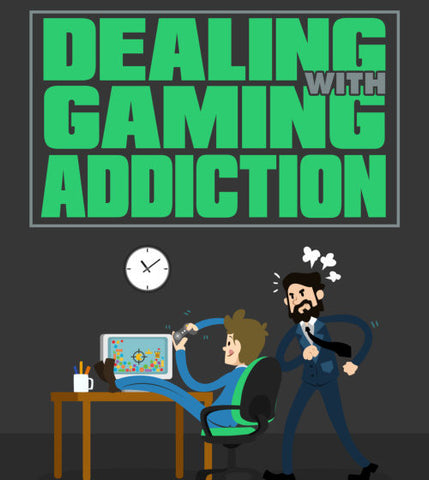 Deal with Gaming Addiction
